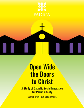 FADICA-sponsored research identifies keys to Catholic parish vitality