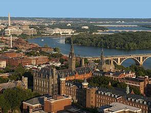 Georgetown University Announces the Crimsonbridge Leadership Fund