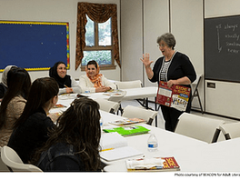 Local Foundation Invests in Adults Learning English in the Greater Washington Area