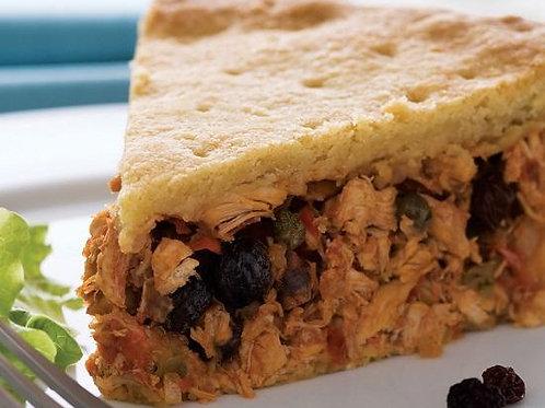 Polvorosa de Pollo/ Chicken Pie Latin style