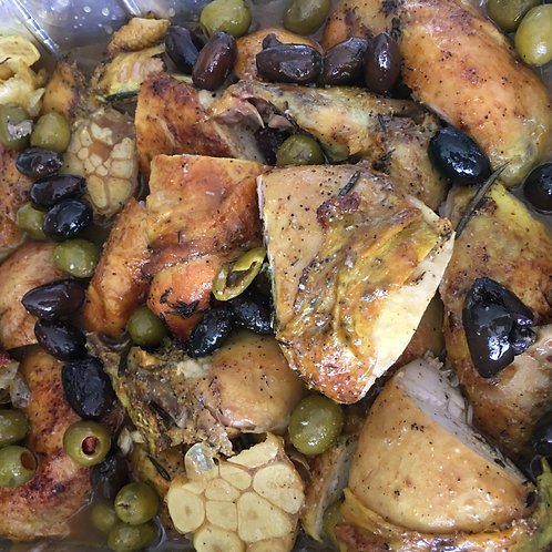Shabbat Special #3    Chicken Option