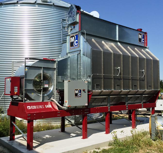 Matthews Company Grain Dryer