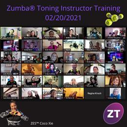 Livestream Toning 2/20/21