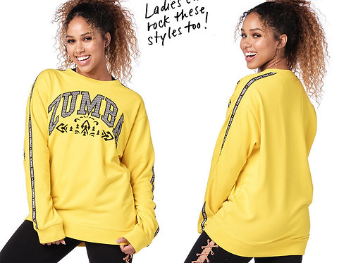 Zumba® Dance Tribe Pullover Unisex