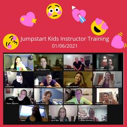 Jumpstart Kids Instructor Training 01_06