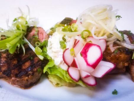 Summer Grill Steak & Stein Special