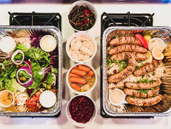 Take Away Special Family Meal For Four - Single Entreé