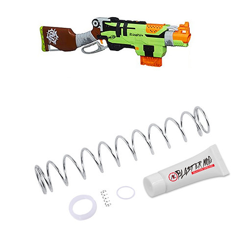 Nerf Zombie Slingfire 5KG Modification Upgrade Spring Coil Blasters Dart Toy