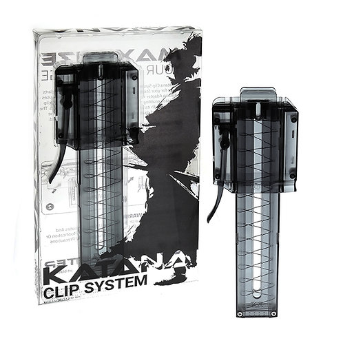 Jet Blaster Katana Stefan Magazine with Adaptor 15 Rounds Short Dart Clip