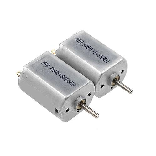 MTB Honeybadger 130 Motor (1 pair) 2s Lipo for Nerf Motorized Blaster Modify Toy