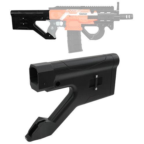 XSW Mod 3D Print Hera CQR P90 Rifle Buttstock for Nerf STRYFE Modify Toy