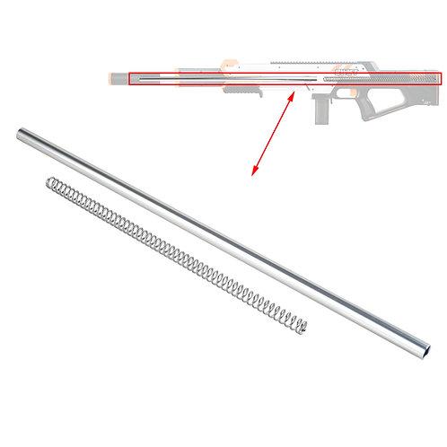 Worker MOD 550mm Metal Extended Barrel Tube for Swift Blaster