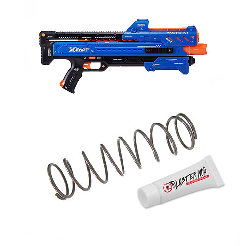 X-Shot Chaos Orbit 10KG Modification Upgrade Spring Coil Blasters Dart Toy