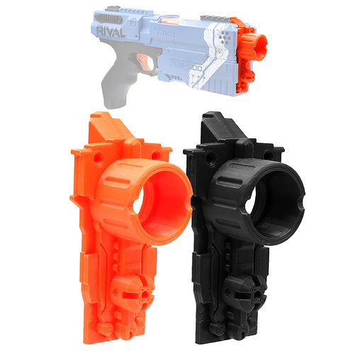 MaLiang 3D Re-engineered Hop-Up Muzzle Brake for Nerf Rival Kronos