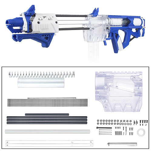 Worker MOD Caliburn Blaster Hardware Kit Injection Plastic Magwell Parts