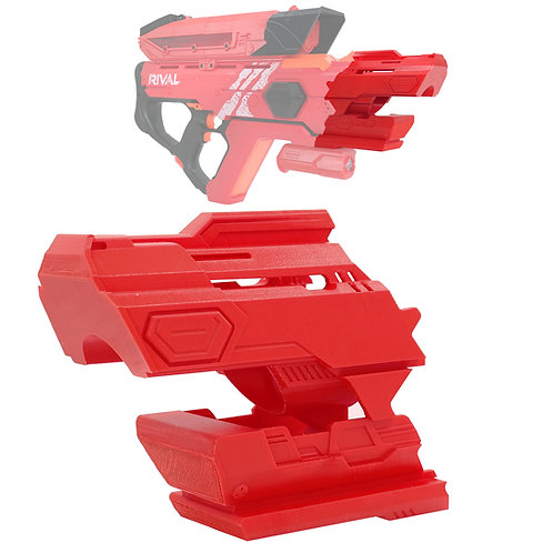 AKBM Leviathan Sight Muzzle Grip Kit for Nerf Rival Perses