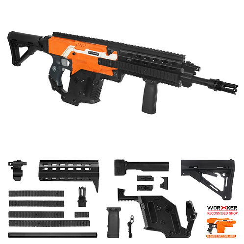 Worker MOD F10555 H&K G56 Imitation Kit for Nerf Stryfe