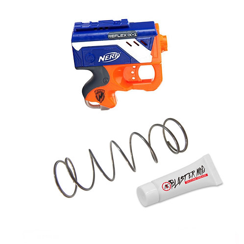 Nerf Reflex IX-1 4.5KG Modification Upgrade Spring Coil