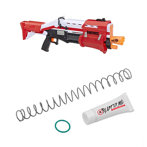 Nerf Fort nite TS 9KG Modification Upgrade Spring Coil