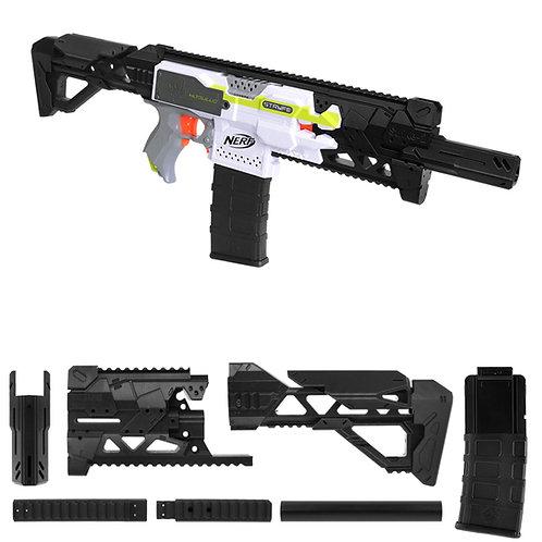 MaLiang 3D Strike 2 Rlife Imitation Black Kit 3D Print Nerf Stryfe