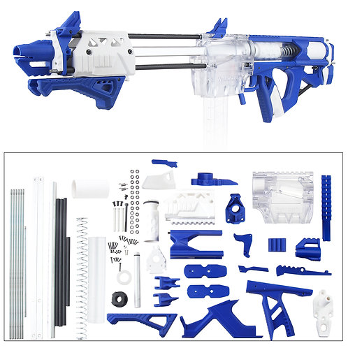 Worker MOD ELITE Caliburn Solid Magwell Version Foam Darts Blaster Toy
