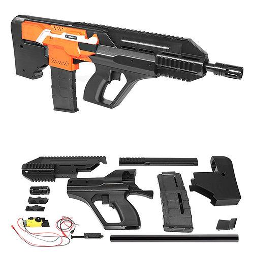 XSW 3D Print Steyr AUG Bullpup Imitation Full Auto Kit for Nerf STRYFE Modify