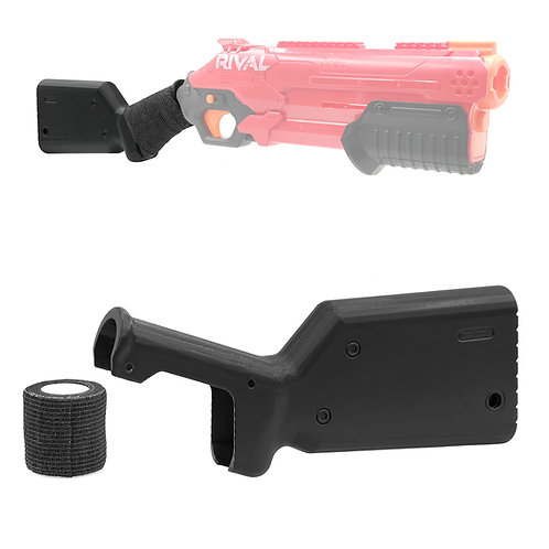 MaLiang 3D Printed Shotgun style Buttstock RX8-A for Nerf Rival Takedown Toy