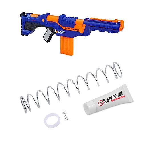 Worker MOD Nerf Delta Trooper Blaster Spring Coil 7/9/12 KGS Modify Toy