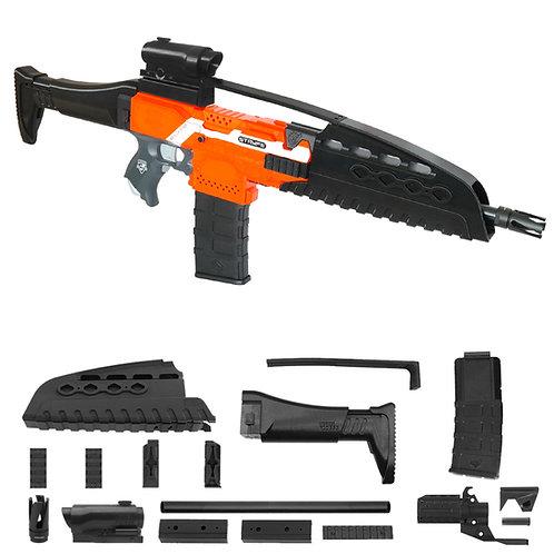 Worker MOD F10555 XM8 Imitation Kit for Nerf Stryfe
