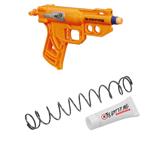 Nerf Snapfire 4.5KG Modification Upgrade Spring Coil Blaster Modify Dart Toy