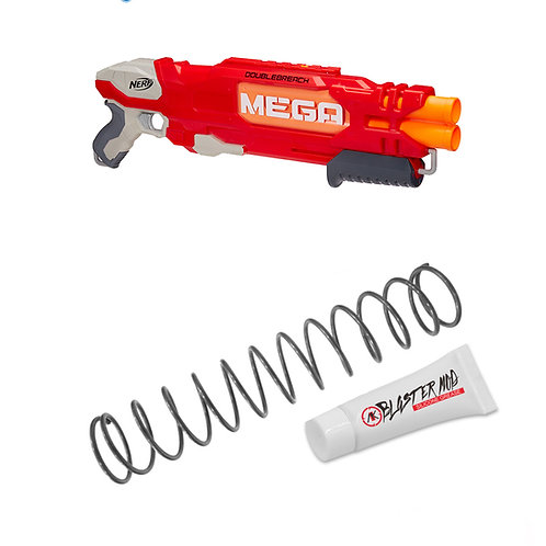 Nerf MEGA Double Breach 7KG Modification Upgrade Spring Coil