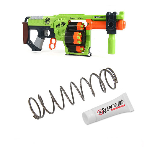 Nerf Zombie Doominator 8.5KG Modification Upgrade Spring Coil
