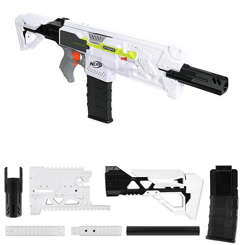 MaLiang 3D Strike-2 Rlife Imitation White Kit for Nerf Stryfe