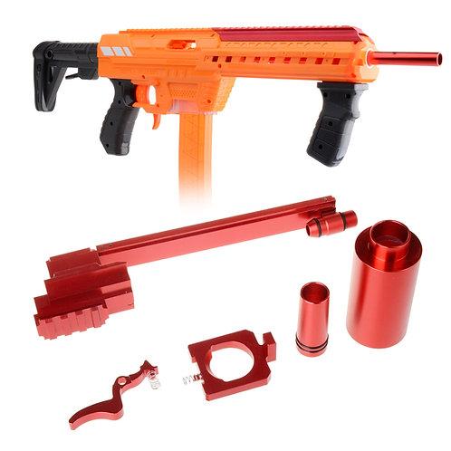 Worker MOD Red Metal Prime Bridge Chamber Kit for AF Nexus Pro Blaster Toy