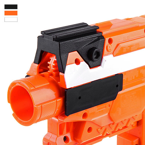 Worker MOD Tactical Rail Adaptor Front Top and Sides for Nerf Stryfe