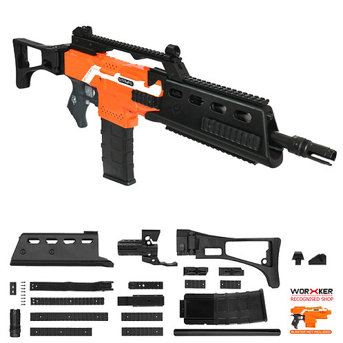 Worker MOD F10555 H&K G36 Imitation Kit 3D Printing Combo for Nerf STRYFE