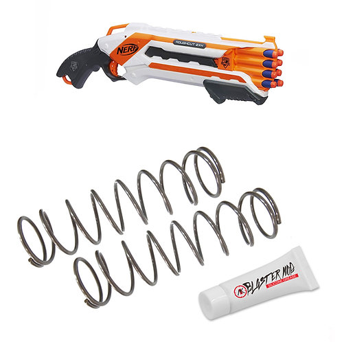 Nerf Roughcut 4.5KG Modification Upgrade Spring Coil