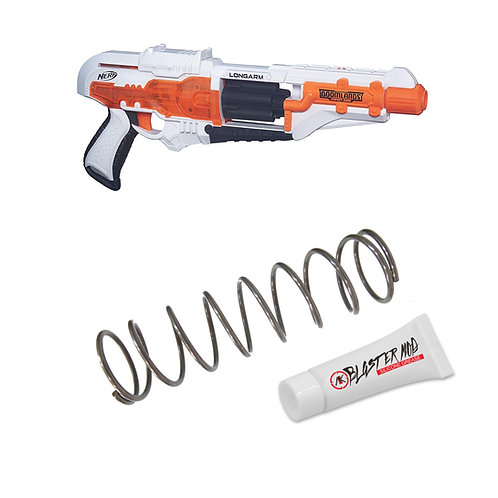Nerf Doomlands Longarm 4.5KG Modification Upgrade Spring Coil Blasters Dart Toy