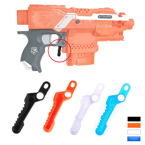 Worker MOD Magazine Lever Instant Release for Nerf STRYFE