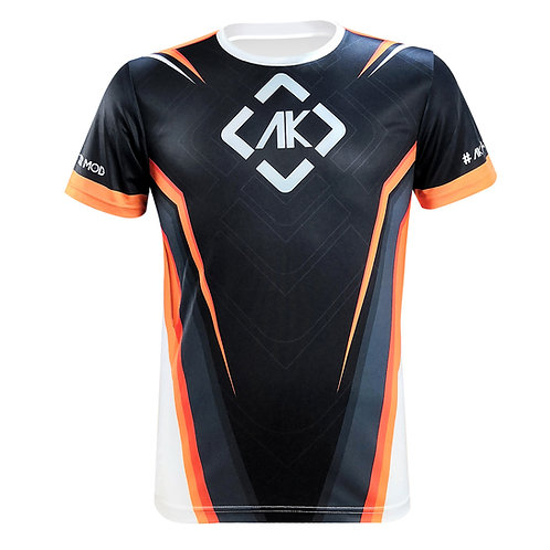 AKBM Sublimation Print Sportwear T Shirt for Nerf Game Tactical Gear