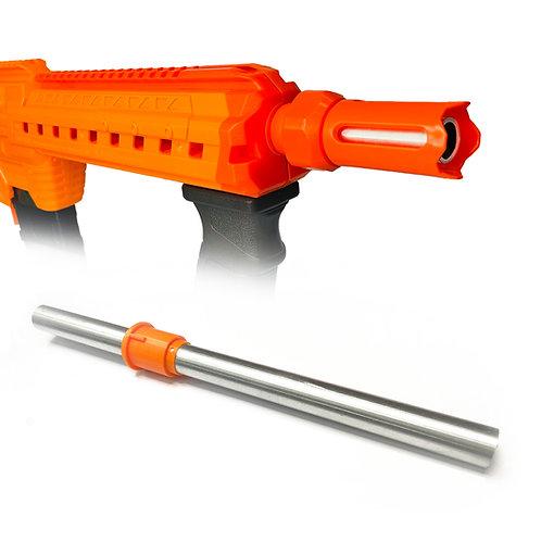 AK Blaster MOD Extended 250mm Metal Barrel for AF Nexus Pro Modify Toy