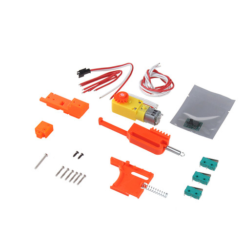 Worker MOD Full Auto Pusher Rod Kit Integrated Circuit for Nerf Stryfe on