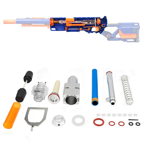 Worker MOD Stefan Breech Bolt 9KG Kit for Nerf LongStrike