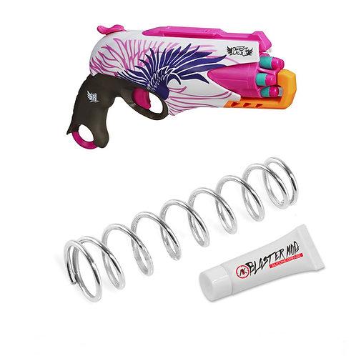 Nerf Rebelle Sweet Revenge 5KG Modification Upgrade Spring Coil Blaster Dart Toy