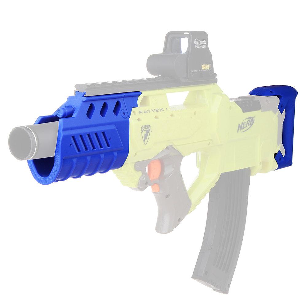 Worker MOD F10555 Bullpup Rifle Imitation Kit 3DPrint For