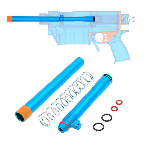 Worker MOD Short Dart Stefan Breech Tube Basic for Nerf Retaliator Prophecy