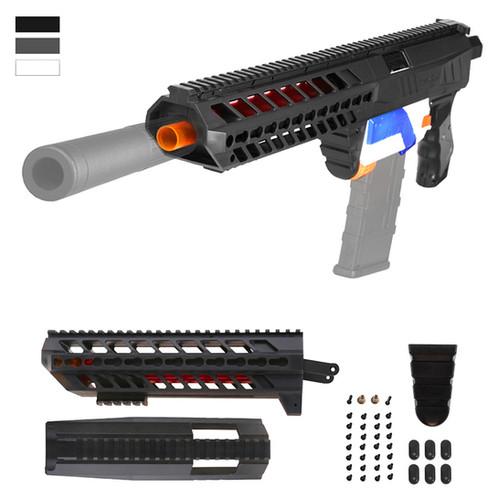 Worker Mod Sig Sauer Mcx Body Cover Pump Kit For Nerf Retaliator