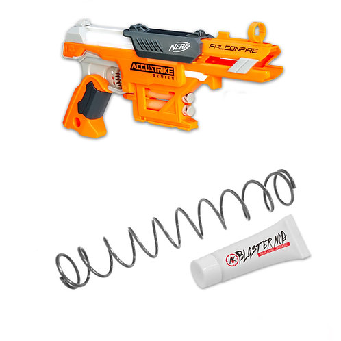 Nerf Accustrike Falconfire 4.5KG Modification Upgrade Spring Coil Blasters Toy