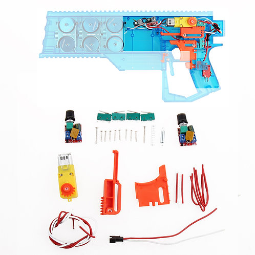 Worker MOD Full Auto Pusher Kit for Dominator Multistages Motorized Blaster