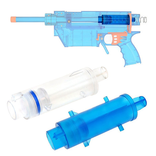 Worker MOD Basic Plunger Tube Chamber for Nerf Retaliator Prophecy